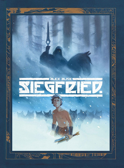 Couverture Siegfried tome 1