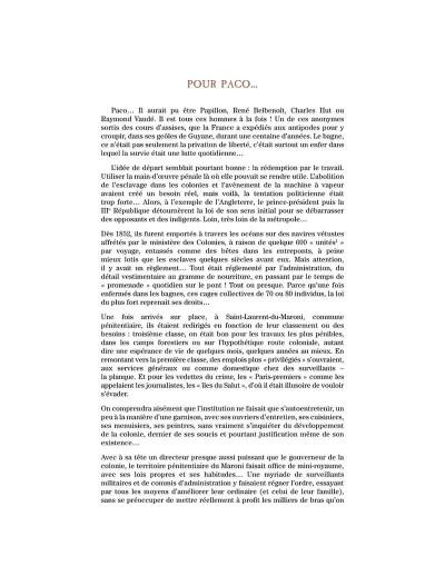 Page 2 Paco les mains rouges - intégrale