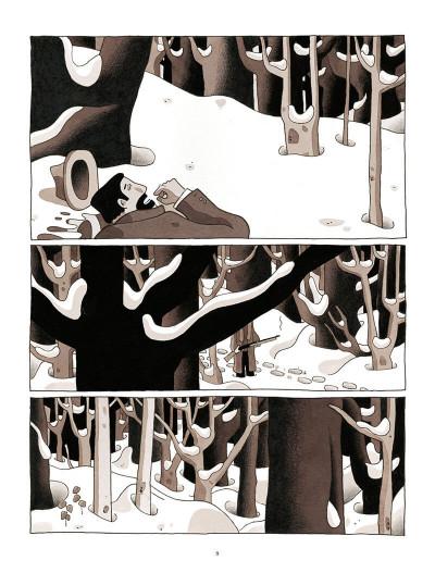 Page 9 Paco les mains rouges - intégrale
