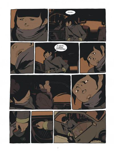 Page 7 Le bel âge - intégrale