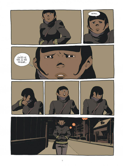 Page 9 Le bel âge - intégrale