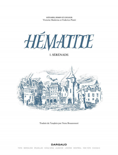 Page 5 Hématite tome 1