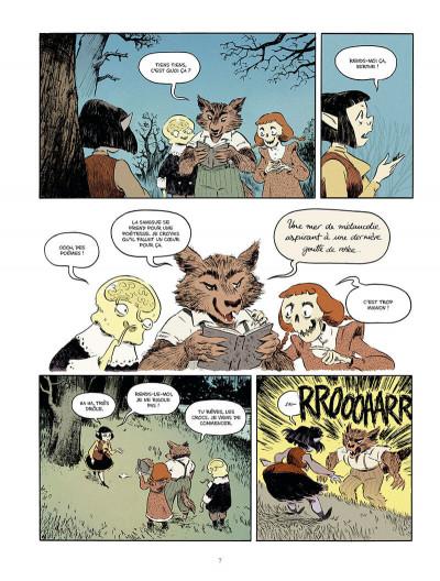 Page 9 Hématite tome 1