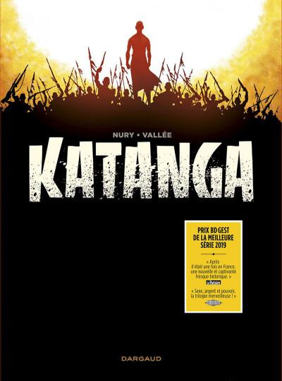 Couverture Katanga - coffret