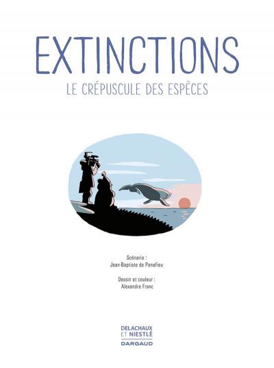 Page 1 Extinctions, le crépuscule des espèces