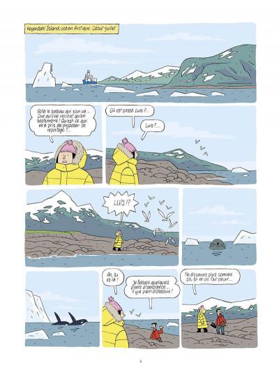 Page 5 Extinctions, le crépuscule des espèces