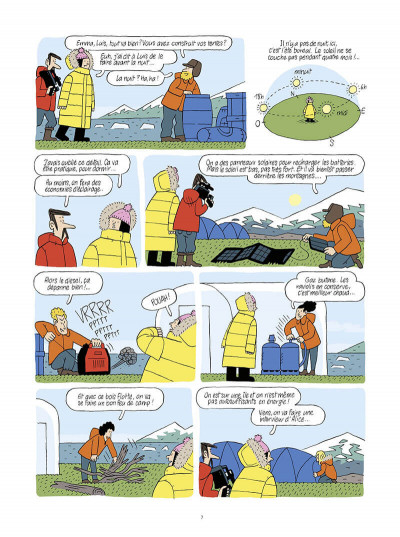 Page 7 Extinctions, le crépuscule des espèces