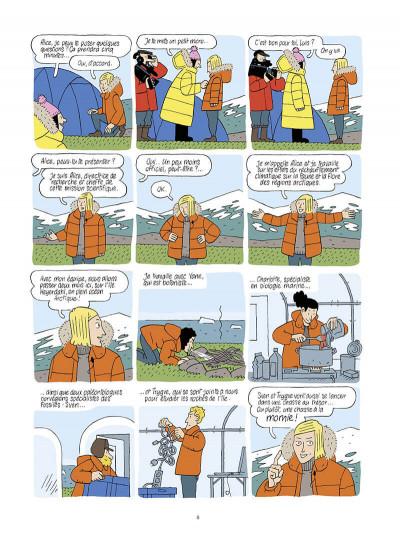 Page 8 Extinctions, le crépuscule des espèces