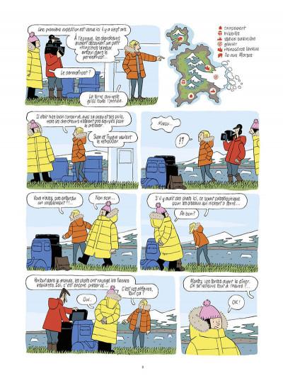 Page 9 Extinctions, le crépuscule des espèces