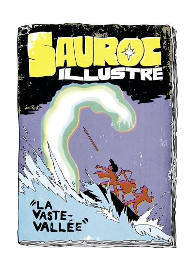 Page 7 Les sauroctones tome 2 + ex-libris offert