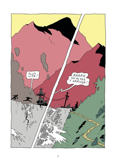 Page 9 Les sauroctones tome 2 + ex-libris offert