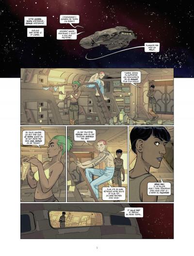 Page 4 Les chroniques de l'univers tome 2