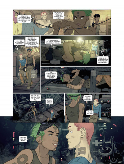Page 5 Les chroniques de l'univers tome 2