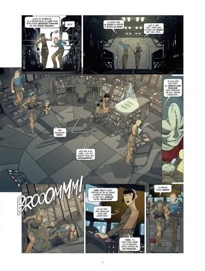 Page 6 Les chroniques de l'univers tome 2