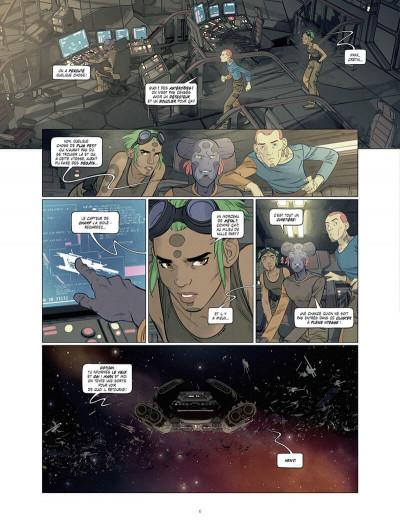 Page 7 Les chroniques de l'univers tome 2