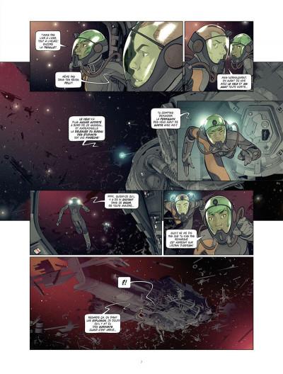 Page 8 Les chroniques de l'univers tome 2