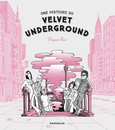 Couverture Une histoire du velvet underground