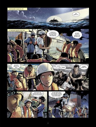 Page 4 Médecins de guerre tome 1