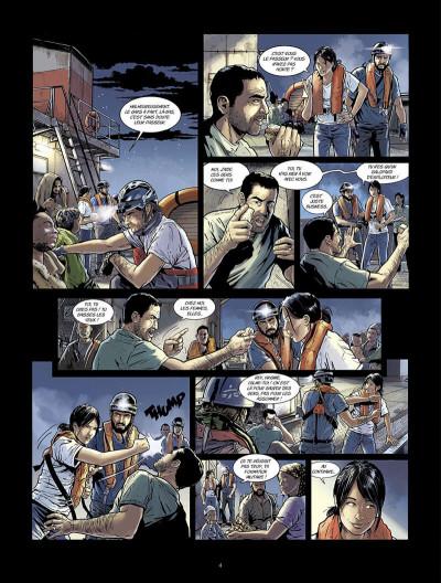Page 5 Médecins de guerre tome 1