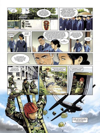 Page 6 Médecins de guerre tome 1