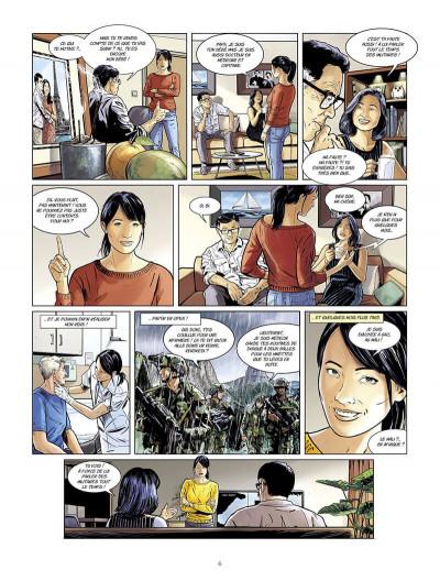 Page 7 Médecins de guerre tome 1