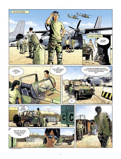 Page 8 Médecins de guerre tome 1