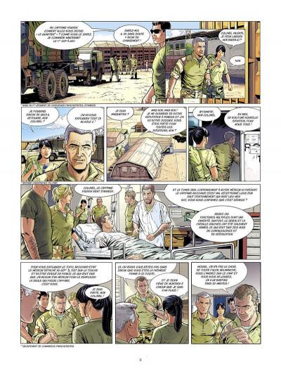 Page 9 Médecins de guerre tome 1