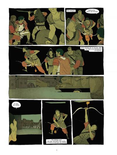 Page 6 Pour l'empire - intégrale