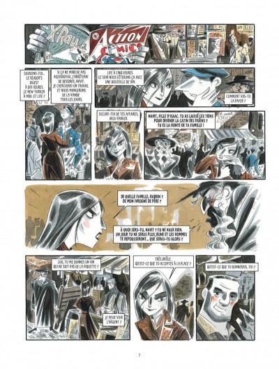 Page 7 Gentlemind - éd. spéciale tome 1