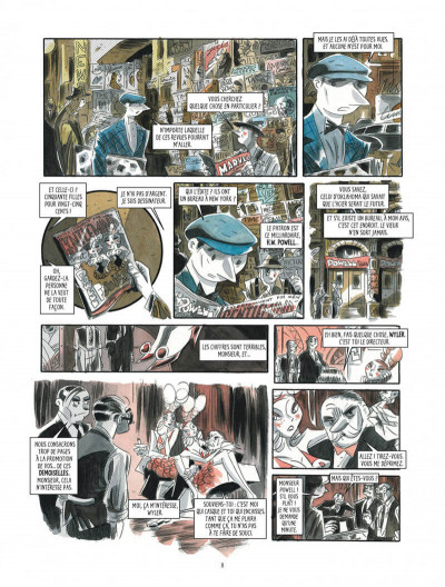 Page 8 Gentlemind - éd. spéciale tome 1