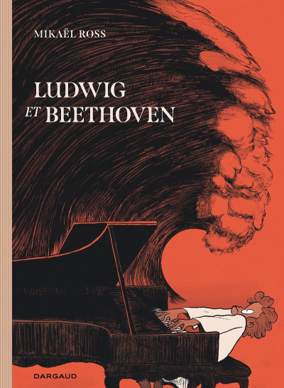 Couverture Ludwig et Beethoven
