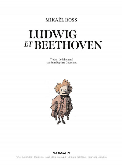 Page 1 Ludwig et Beethoven
