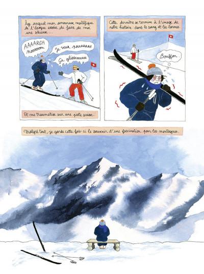 Page 4 Dans l'ombre du mont blanc