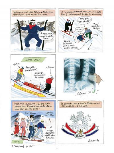 Page 5 Dans l'ombre du mont blanc