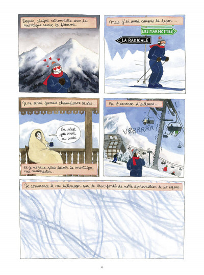 Page 6 Dans l'ombre du mont blanc
