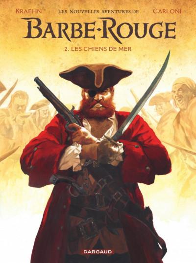 Couverture Les nouvelles aventures de Barbe-Rouge tome 2