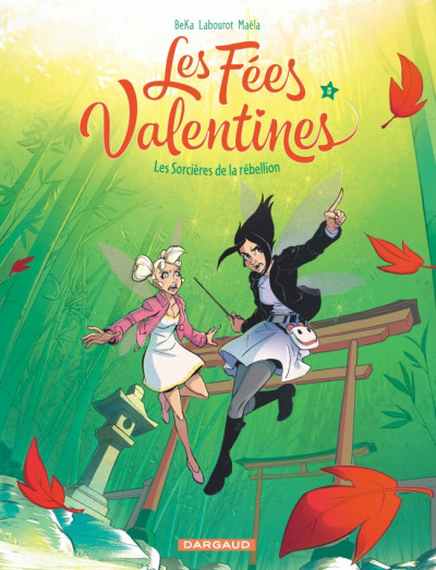Couverture Les fées valentines tome 5