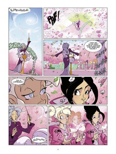 Page 4 Les fées valentines tome 5