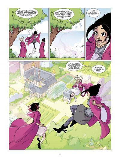 Page 8 Les fées valentines tome 5