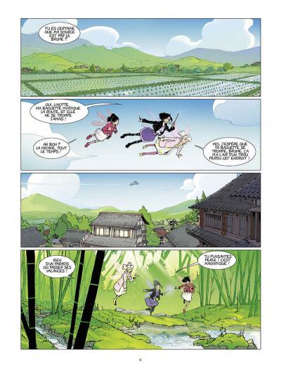 Page 9 Les fées valentines tome 5