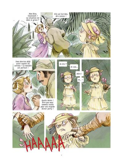 Page 4 Le jardin secret tome 1