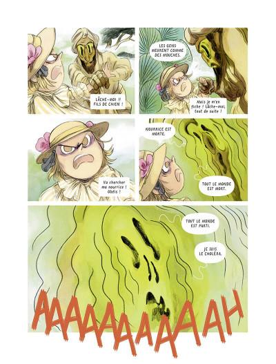 Page 5 Le jardin secret tome 1