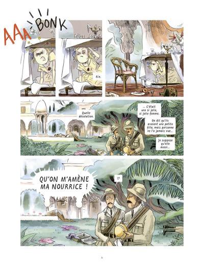 Page 6 Le jardin secret tome 1