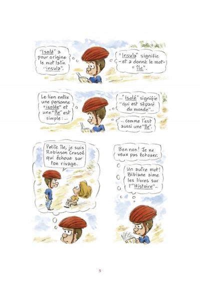 Page 6 L'étymologie avec Pico Bogue tome 3