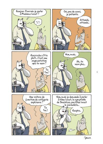 Page 9 Open space, pandémie, télétravail et autres contrarietés