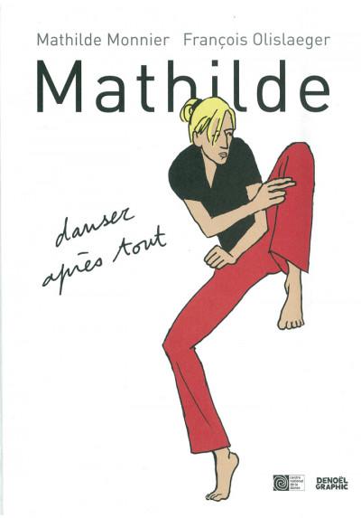 Couverture Mathilde - danser après tout