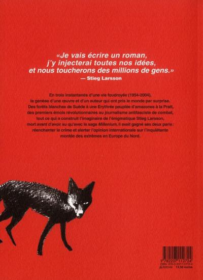 Dos Stieg Larsson avant Millénium