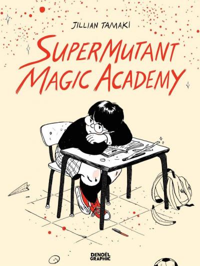 Couverture Supermutant magic academy