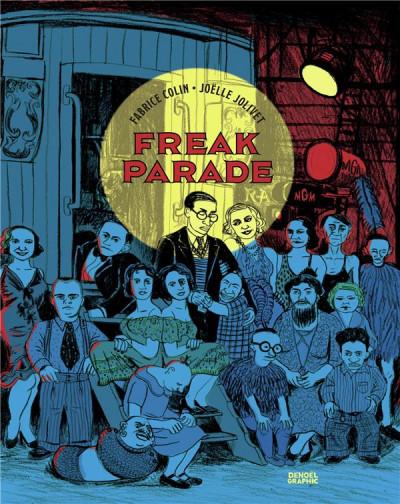 Couverture Freak parade