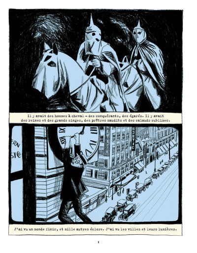 Page 9 Freak parade